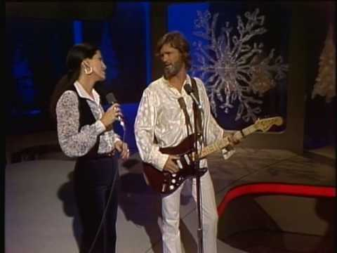 Kris Kristofferson & Rita Coolidge Please don`t tell me how the story ends (1978)