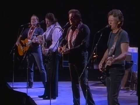 Kris Kristofferson - Why Me (Lord) - The Highwaymen - live at Nassau Coliseum 1990