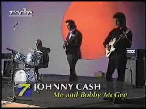 Johnny Cash - Me And Bobby McGee