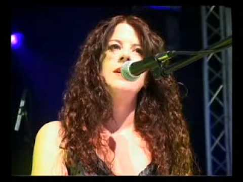 The Krista Detor Band - `Early Grave`, Live at the Shrewsbury Festival