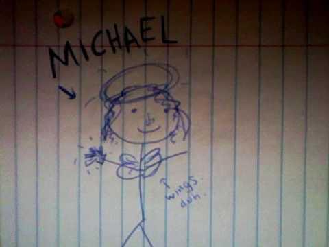 Michael Jackson - Thriller (die drei schuhe)