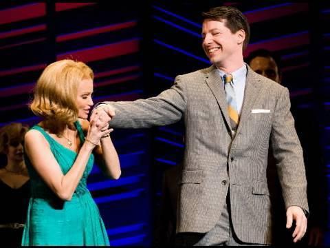 Tony Awards 2010 Sean Hayes Kristin Chenoweth Promises Promises