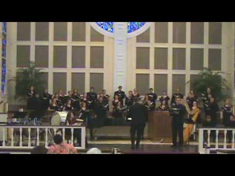 Media Vita performed by The Festival Singers of Florida