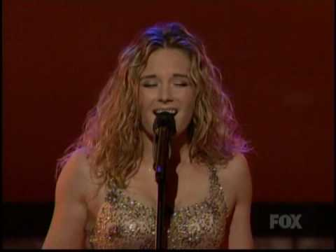 Kristy Lee Cook - Do It Anyway - American Idol Top 8