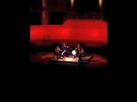 Kronos Quartet — Triple Quartet: First Movement