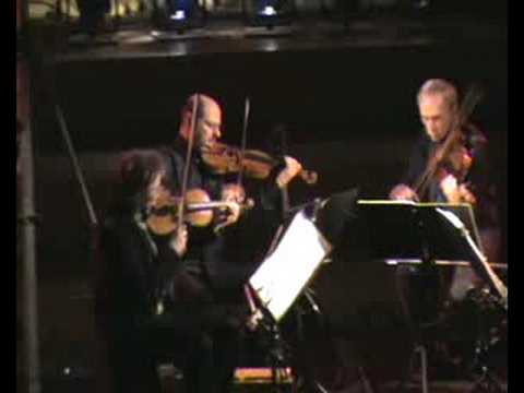 Kronos Quartet playing Sigur Ros
