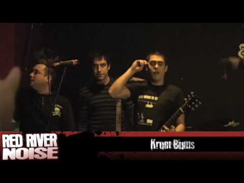 Krum Bums live at Red 7 (RRN Webisode #1)