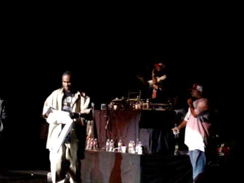 Bone Thugs-N-Harmony - Rock with you - 93.5 KDAY`s Krush Groove Concert 2010