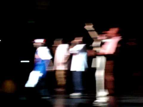 Bone Thugs-N-Harmony - Tha Crossroads - 93.5 KDAY`s Krush Groove Concert 2010