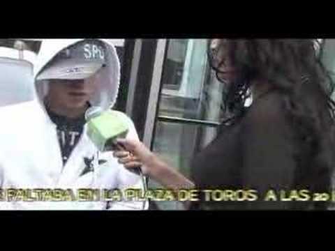 kumbia allstarz - llegada ecuador