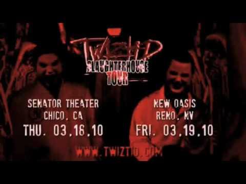 Twiztid, Blaze & Kung Fu Vampire Slaughterhouse Tour