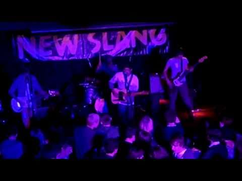 Kurran And The Wolfnotes @ New Slang