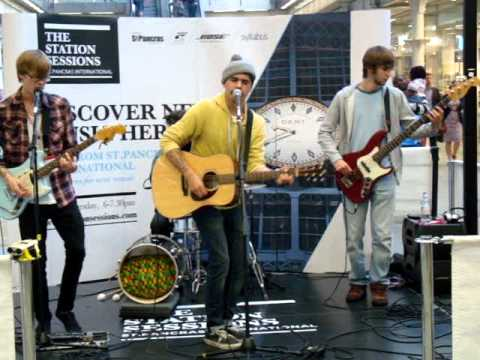 Kurran & The Wolfnotes - Your Four Limbs @ St Pancras