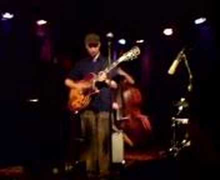 Kurt Rosenwinkel - You`ve Changed @ A-Trane