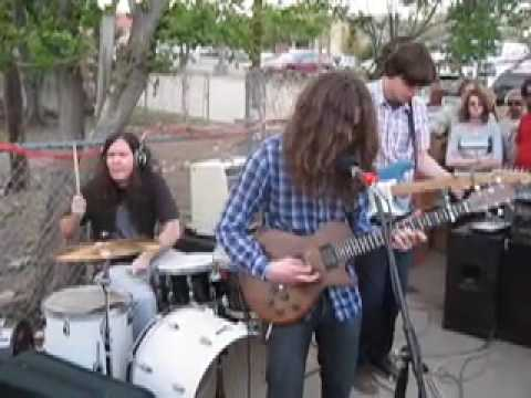 "Kurt Vile & The Violators Live ""Freak Train"""