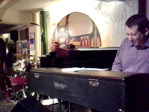 "Jeff Lorber Fusion ""Rain Dance"" Minden live Dec. 2008"