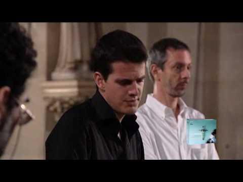 "Philippe Jaroussky / Christina Pluhar . ""Via Crucis"" ."