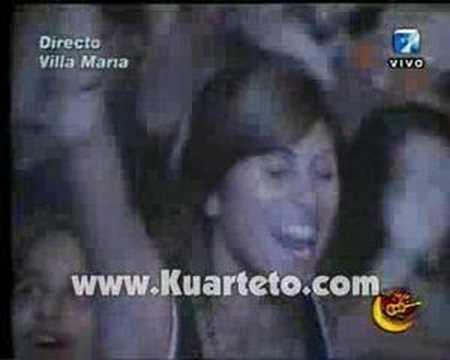 La Barra - Amor infiel (Villa Maria) - Kuarteto.com
