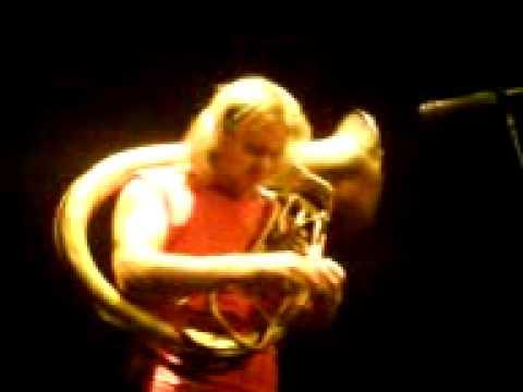 La Brass Banda 12.01.2010 @Linz Posthof Au�enriss Hauns