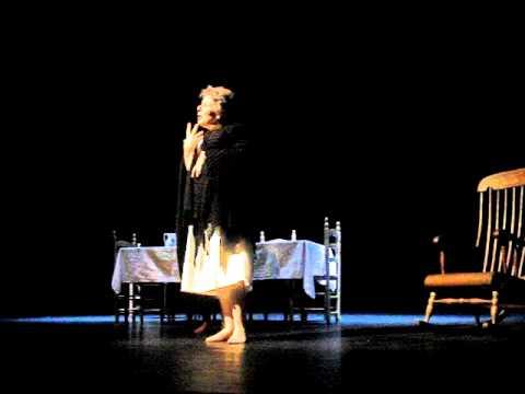 La Casa de Bernarda Alba en Alora.Teatro Jaral