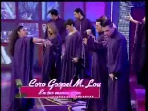 En tus manos estoy - Mlou Gospel Choir (Live)