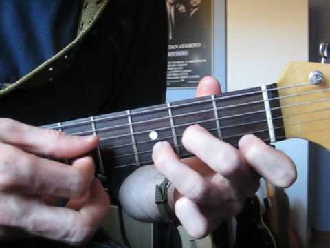 Clases de Guitarra (i-8) Rock & Roll para Mu�ones: Don`t Cry - Guns and Roses