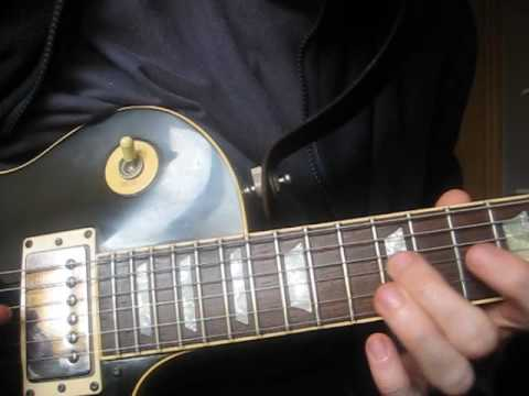 Clases de Guitarra - (43) - Rock & Roll para Mu�ones: Sweet Child O`Mine