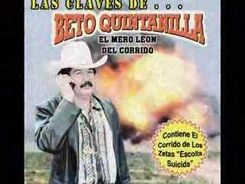 El Cobrador De La Mafia (Beto Quintanilla*)