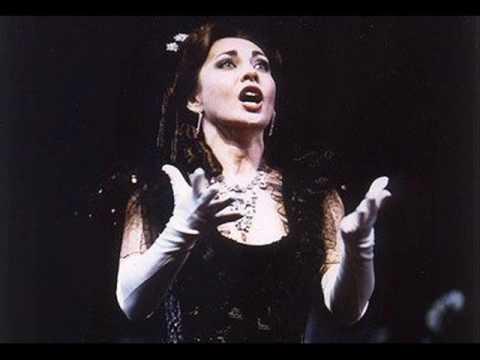 Addio del passato La Traviata Andrea Rost 1997