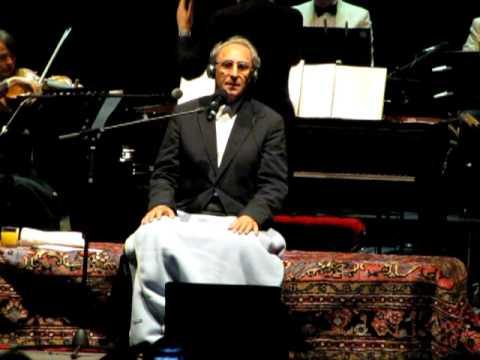 """Franco BATTIATO-""""La cura"""" live al Castello di Fenis il 26 luglio 2010"""