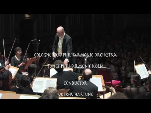 Smetana The Bartered Bride Overture - Volker Hartung conducts Cologne New Philharmonic