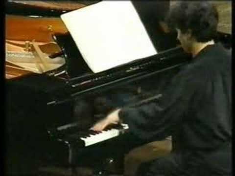 Sergio Tiempo & his teacher Marta Argerich
