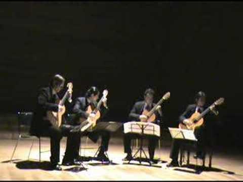 Julio Cesar Oliva - Ponciana: I. Allegro moderato