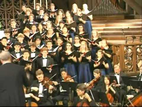 Lacrimosa, Mozart Requiem - Concert Choir, Los Altos High School