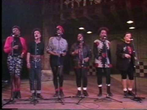"Ladysmith Black Mambazo ""The Lion Sleeps Tonight"""