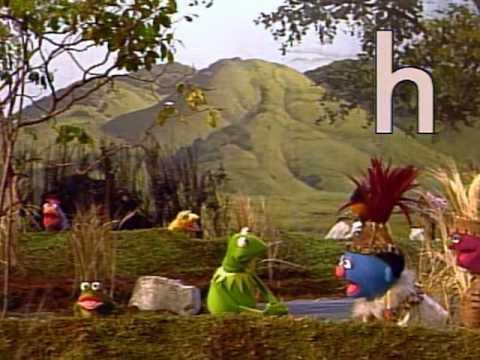 Sesame Street - African Alphabet