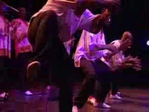 Ladysmith Black Mambazo - Dance 2