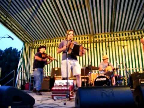 Bobby Michot au festival des barroudeurs 2010, le retour!
