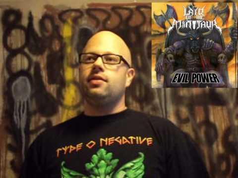 "Lair of the Minotaur - ""Evil Power"" (Review by JGCSOUND)"