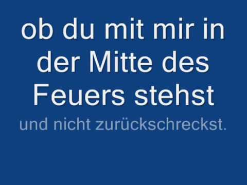 Laith Al-Deen Ich will nur wissen lyrics.wmv