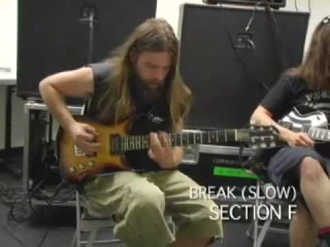 Lamb of God Redneck Lesson