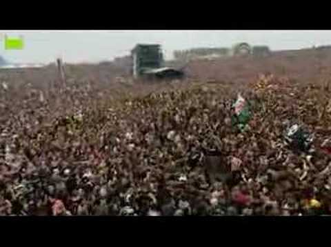 lamb of god-redneck live at download fest.07