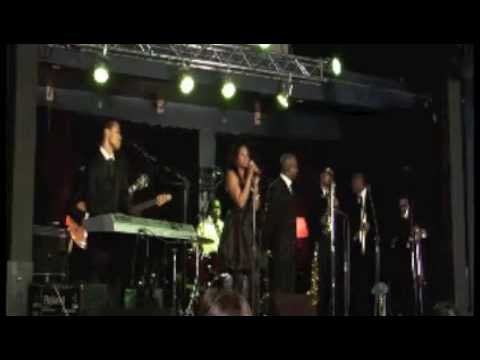 "Etta James - ""At Last"" Cover by The Company Band"