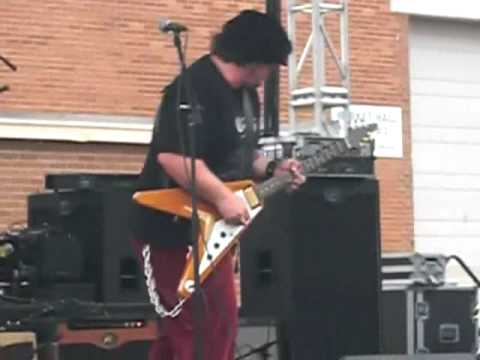 "Lance ""the pants"" Lopez - 2009 Dallas Guitar Festival - Salvation for Sundown"