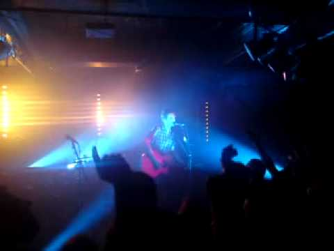 Frank Turner - The ballad of me and my friends, and new years countdown, darlington.