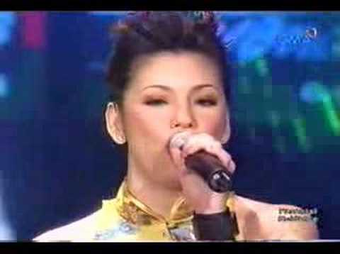 Regine sings Aegis Medley (with Lani Misalucha)