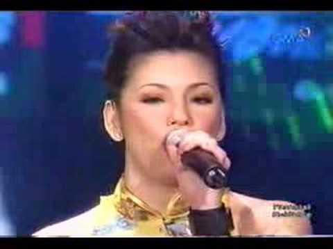 Regine sings Aegis Medley (with Lani Misalucha)