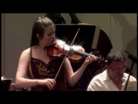 The Four Seasons - IV. Winter - Lara St John & the heartland festival orchestra