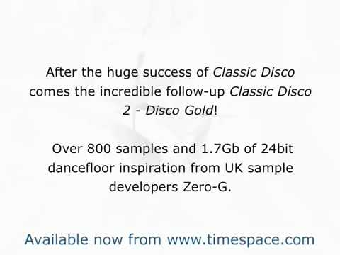Disco Gold Sample / Loop Library