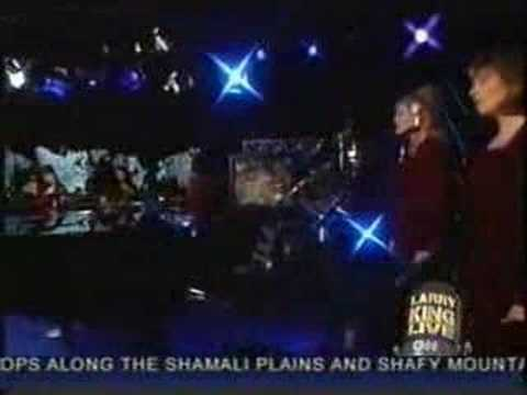 Enya - Only Time - Live at Larry King show & interview